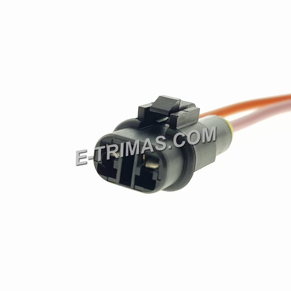 Perodua Kancil Daihatsu L2s Mira Sport Fog Light Socket Connector