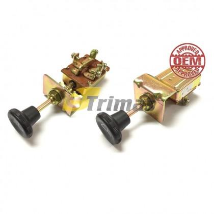EN711000 Epina Thailand Push Pull Head Lamp Switch 2 Phrase