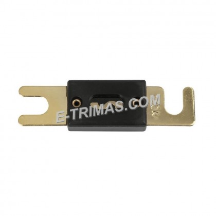 ANL Gold Plating High Amperage Inline Amplifier Fuse 60A/80A/100A/125A/150A/200A