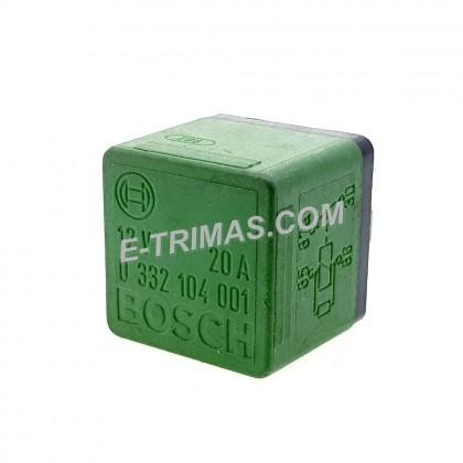 0332104001 Genuine Bosch Relay For Toyota 4 Pin ORIGINAL 12V 20A