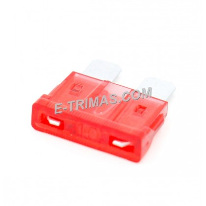 Car Blade Plug Fuse PF In Media Fuse ATS ATO ATC 10A 15A 20A 25A 30A 35A 40A