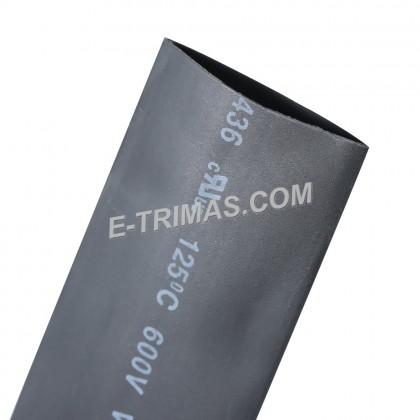 Single Wall Thin Heatshrink Tubing Sleeving Tube 2:1 Heat Shrink Ratio (1M)