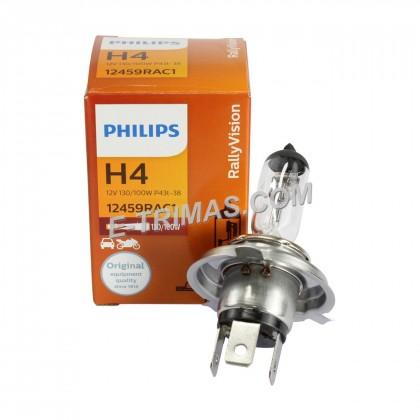 ORIGINAL Philips +30% Germany Halogen Bulb Headlight H1 H3 H4 H7 H11 HB3 HB4