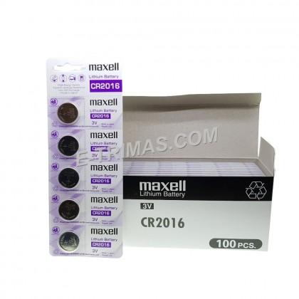 ORI Maxell CR2032 CR2025 CR2016 CR1620 CR1616 CR1220 CR1632 Lithium Battery 3V