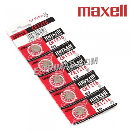 ORI Maxell CR2032 CR2025 CR2016 CR1620 CR1616 CR1220 CR1632 Lithium Battery 3V