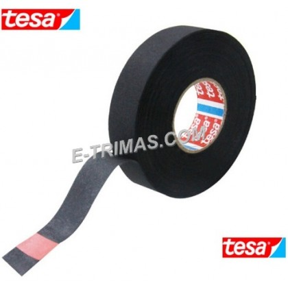 Tesa Germany Adhesive Cloth Fabric Tape Electrical Cable Wiring Racing Automotive