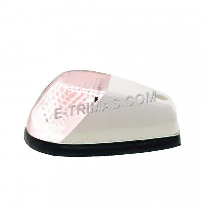 Mini Marker Lamp Lorry Roof Light Tail Lamps Universal Type (2PCS)