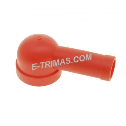 Car Lorry Truck Motorcycle Battery Terminal Earth Wire Cable End Cap Cover Grommet