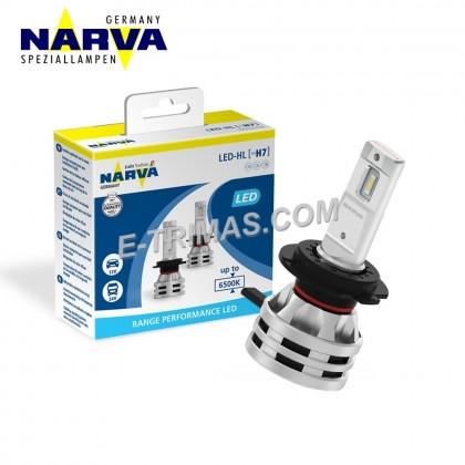 Narva Range Performance LED Car Headlight 12V 24V  H1 H3 H4 H7 H8 H11 HB4 HB3 9012 H16