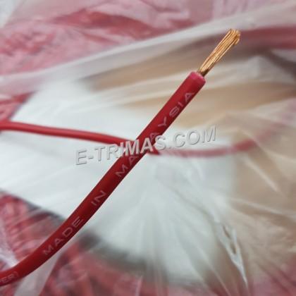 ORIGINAL Fajar Cables Pure Copper Auto Wire Car Lori Automotive Cable 35 44 65 100 (30M)