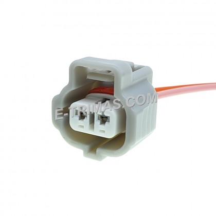 2 Pin Hino Hicom Sensor Socket Connector
