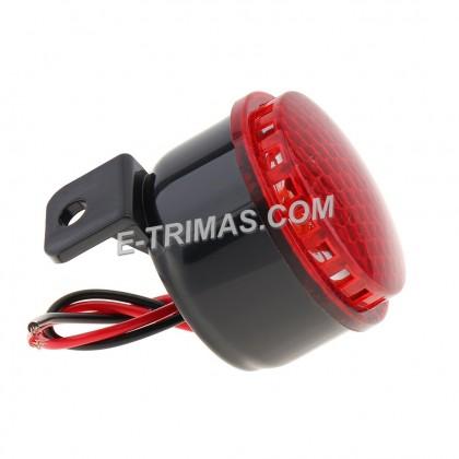 KUAT Alarm Siren Warning Horn Backup Buzzer Speaker System 12V 24V