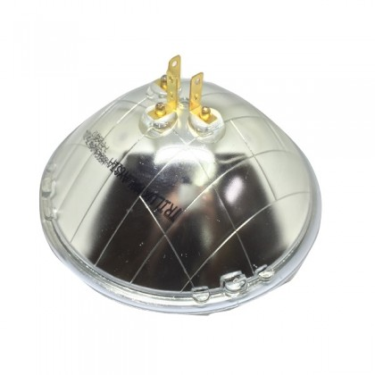 """7"""" Round 12V 3 Pin Quality Halogen Sealed Beam Truck Lorry Trailer 75/70W"""