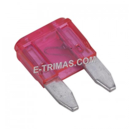 Automotive Mini Blade Fuse Car Auto Plug 1A 2A 3A 4A 5A 7.5A (1PC)