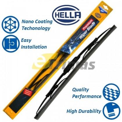 Hella Germany Premium Wiper Blades 12/14/16/17/18/19/20/21/22/24/26