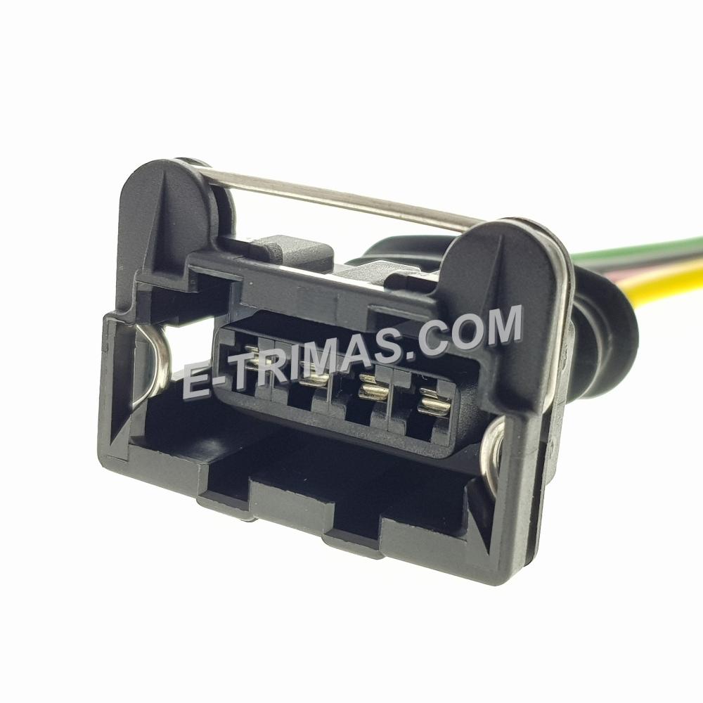 Peugeot 306 Ignition Plug Coil Socket Connector