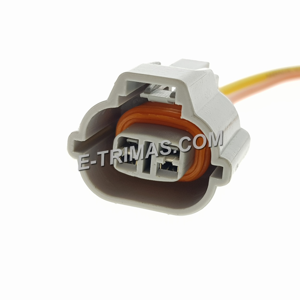 Isuzu DMax License Lamp Bulb Holder Socket Connector
