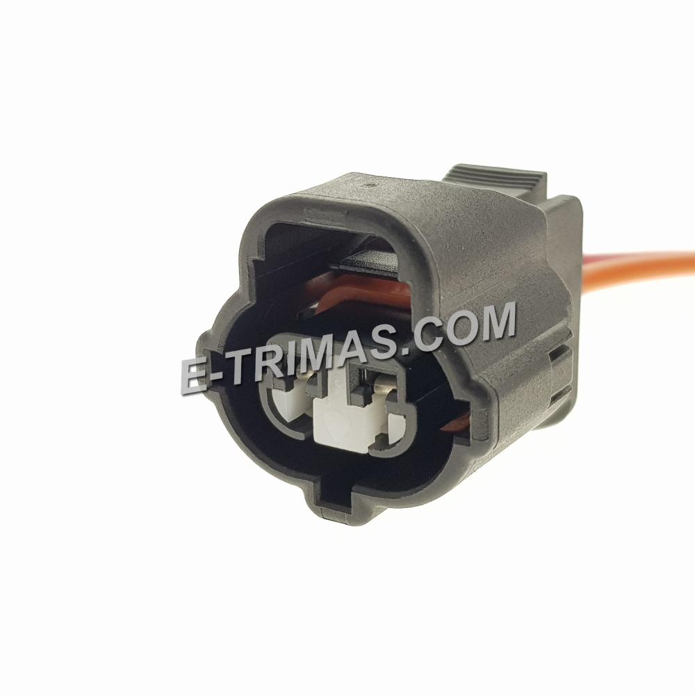 Chrysler Bosch Nippondenso Alternator Repair Connector 2 Wire