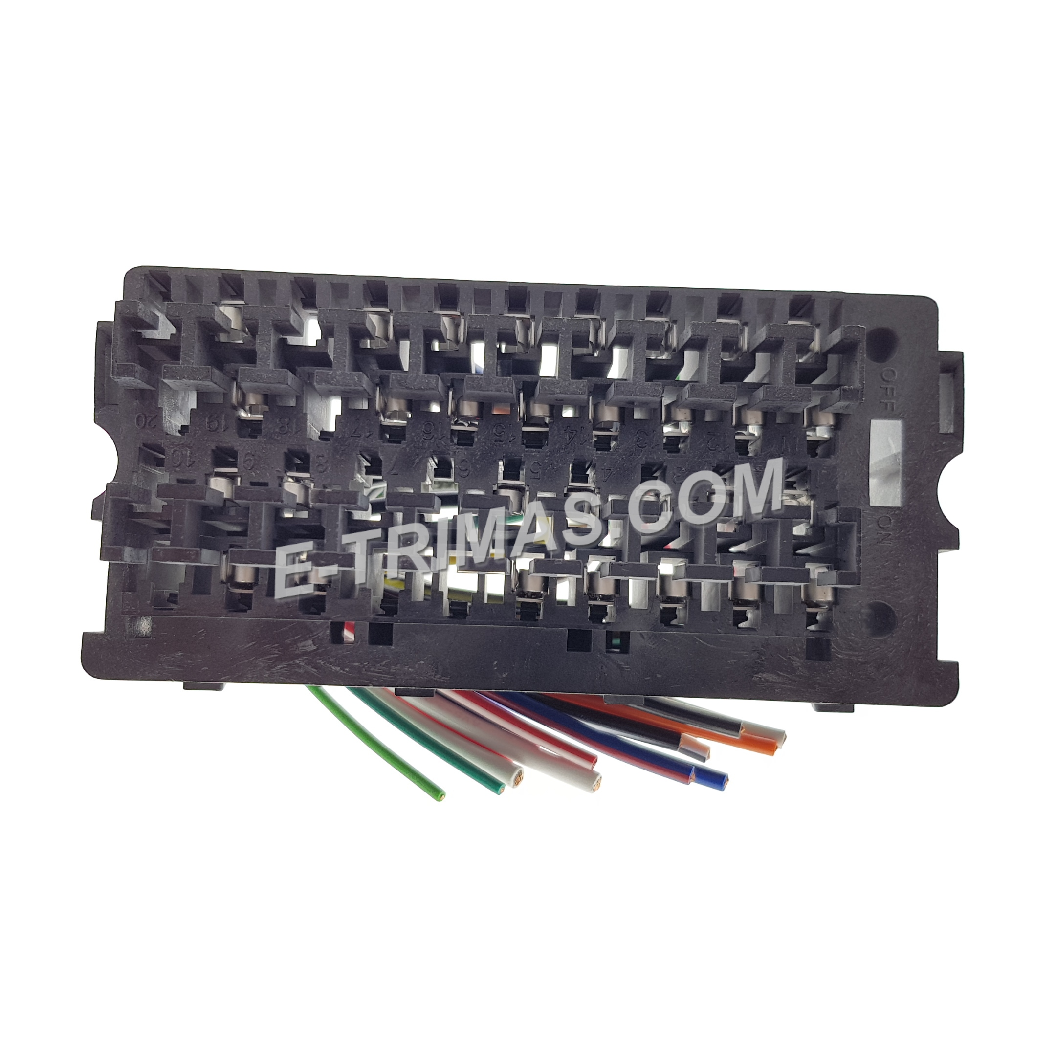 Nissan Sunny 18 Poles Engine Main Fuse Box Block