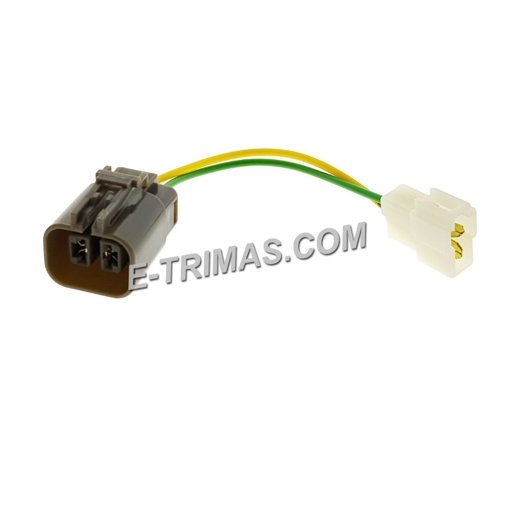 Proton Perdana 2.0 MD194482 Alternator Plug Harness Pigtail Socket Connector