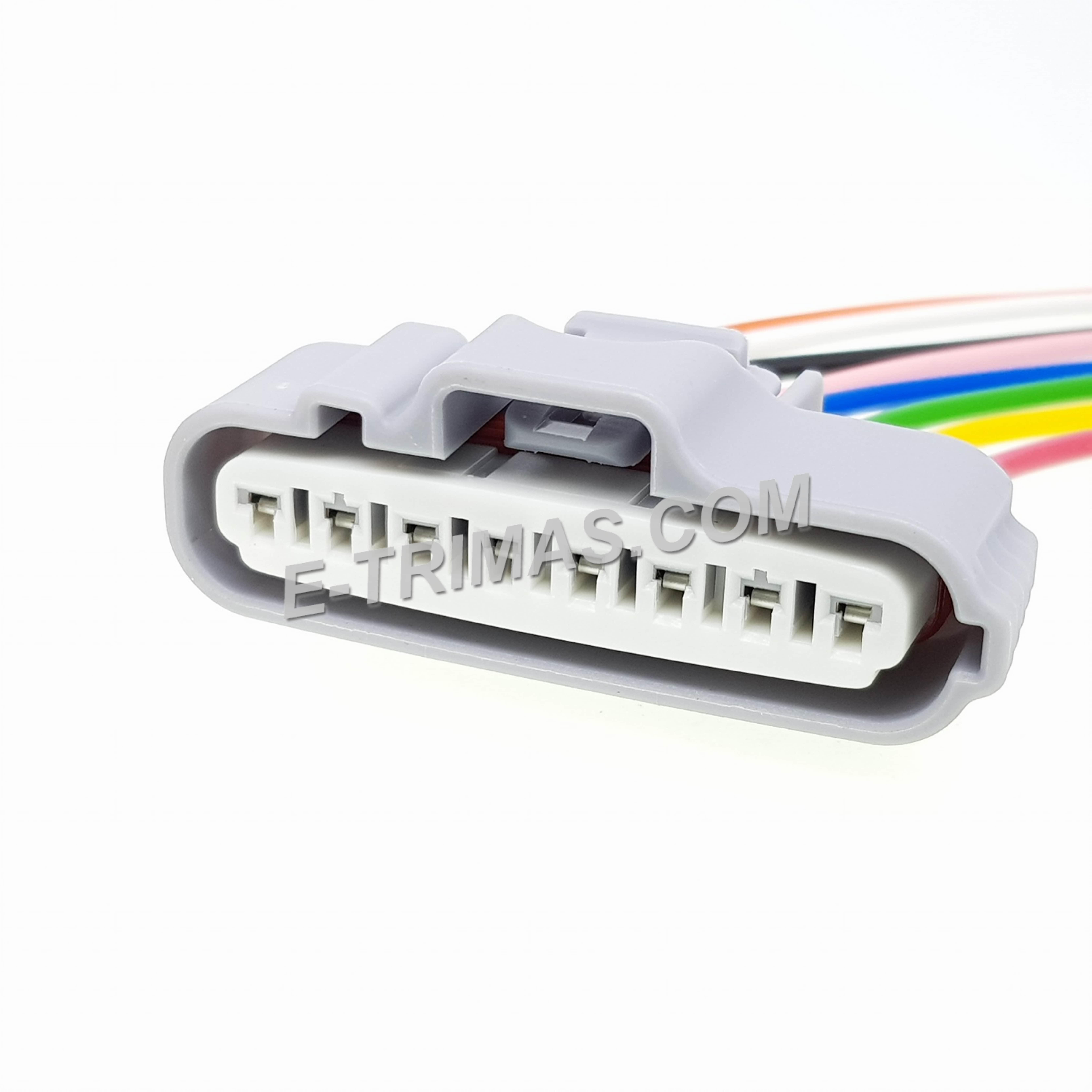 Hino Electric Circuit Board ECU Socket Connector