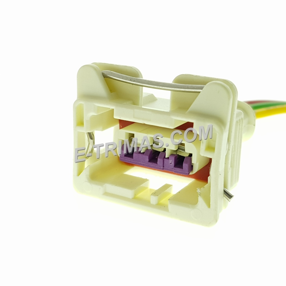 HX-83040-FM 3 Pin Automotive Socket Connector