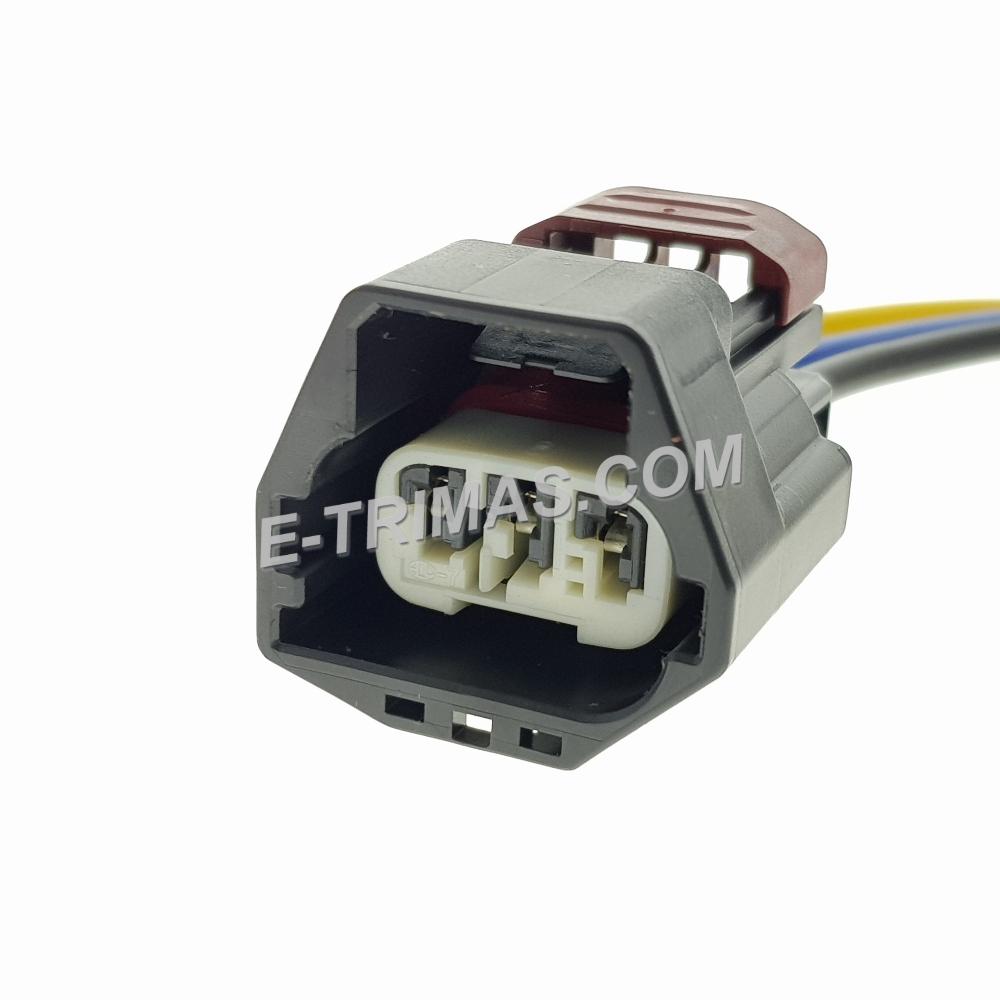 HX-83152-FM 3 Pin Automotive Socket Connector