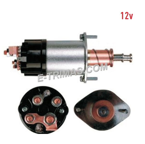 SS-706 Solenoid Switch Electrical Starter