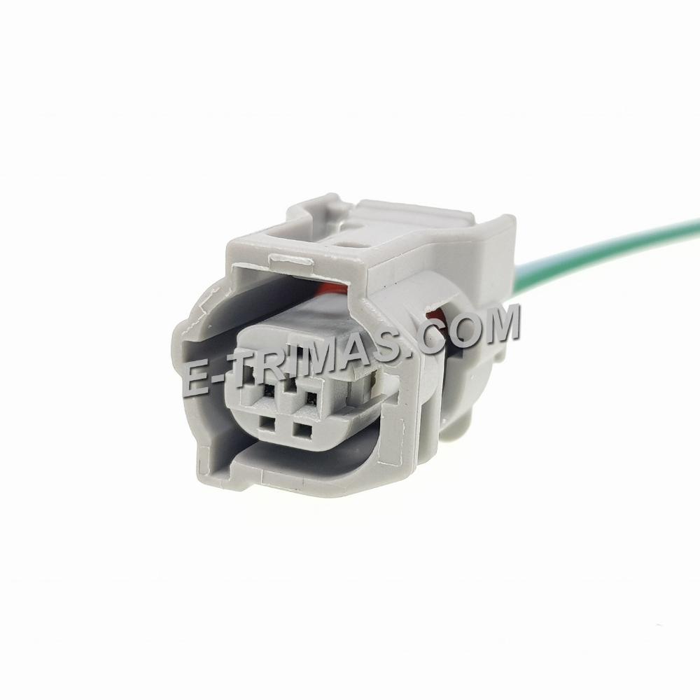 2 Pin Yamaha Y15ZR Y15 Fuel Pump Petrol Float Lever Socket Connector