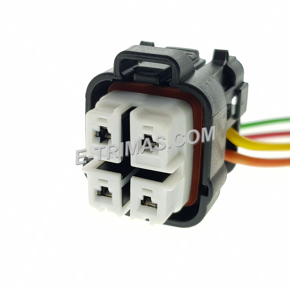 Perodua Myvi Kelisa Kenari Fuel Pump Connector Socket